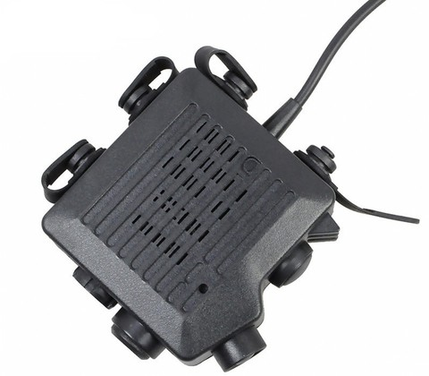 z tactical softair militar headset selex tacmic