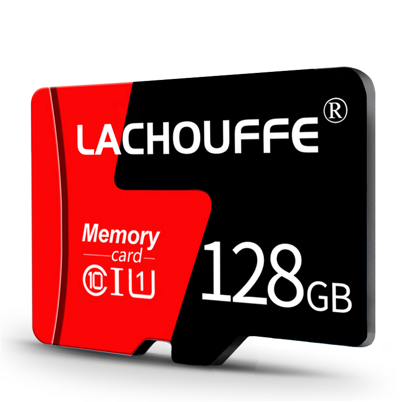 Classe 10 128 GB carte Micro SD TF 32GB 64GB 8 GB 16GB mémoire Flash carte Microsd 8 16 32 64 128 GB pour adaptateur Smartphone