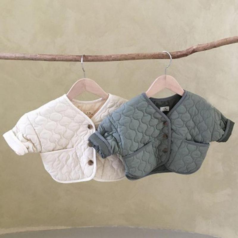 10.39US $ 55% OFF Kids Coat 2020 Winter New Children's Boys And Girls Autumn Coat Padded Jacket Brea...