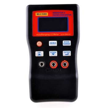 Mlc500 500Khz High Precision Digital Display Automatic Range Inductance And Capacitance Tester