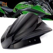Windshield NINJA300 Motorcycle 300R KAWASAKI for Double-Bubble EX