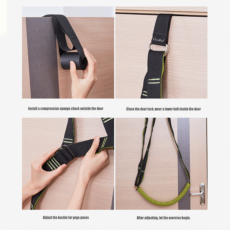Gymnastics Leg Stretching Belt