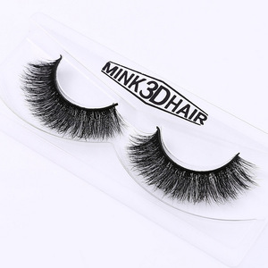 Image 1 - New band DOCOCER Mink Lashes 3D Mink False Eyelashes Long Lasting Lashes Natural & Lightweight Mink Eyelashes 1 pair Packaging