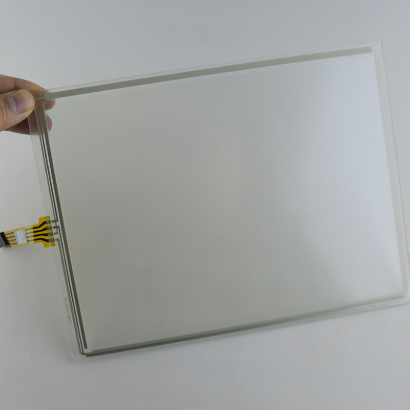 4PP480.1043-K09 Touch Screen Glass for B&R Power Panel 400 Operator's Panel repair~do it yourself, Have in stock