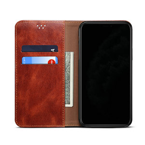 Image 2 - Leather Texture Magnet Book Cover for Samsung S21 FE 5G Case 360 Protect for Samsung Galaxy S21 Ultra Case S 21 Plus S21FE Coque