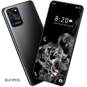 Memory-Card Smartphone-Support Large-Screen Dual-Sim 16GB 2GB S20U Single-Mode