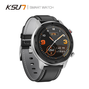 Image 2 - KSR914 חכם שעון גשש כושר גברים נשים Smartwatch לביש התקני חכם להקת קצב לב לפקח ECG זיהוי חכם בראק