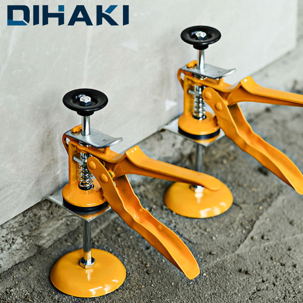 1pcs Manual Tile Locator Ceramic Wall Tile Leveling Height Adjustment Positioner Construction Leveler Tool