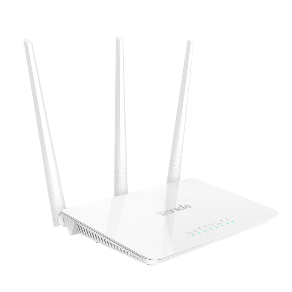 Tenda F3 300Mbps Wireless WiFi Router Wi-Fi Repeater Chinese Language Firmware Router/WISP/Repeater/AP Mode WAN+4LAN RJ45 Port