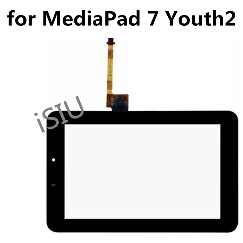 7.0'' LCD Display Touch Screen For Huawei MediaPad 7 Youth2 Tablet Mediapad7 Youth 2 S7-721 S7-721U Tab Touchscreen Sensor Parts