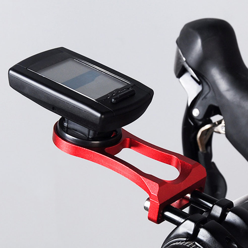 New Bicycle Computer Holder Handlebar Extender <font><b>Bike</b></font> Stopwatch <font><b>GPS</b></font> Speedometer Mount Cycling Accessories for Garmin Cateye <font><b>Bryton</b></font> image