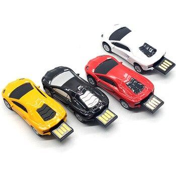 Custom LOGO Metal Car USB STICK Pen drive 2.0 memory flash stick