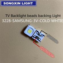 2000pcs spezielle Reparatur 32 55 inch LED LCD TV hintergrundbeleuchtung mit licht streifen 2828 SMD LED perlen 3V FÜR SAMSUNG