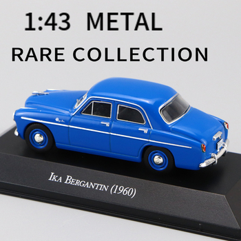 1:43 IXO  IKA BERGANTIN (1960) DIECAST  CAR MODEL COLLECTION TOYS   PERFECT SIZE AND WEIGHT 1