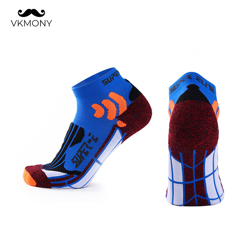Cool-max Athletic Socks Man Running Basketball Cycling Sport Socks Men Outdoor Thermal Socks