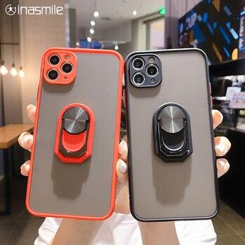 Excelente soporte para teléfono caso para RedMi 7A 8A K20 k30 Nota 6 7 8 8t 9 10X 5G funda para xiaomi mi 8 9 10 pro cc9 a3 lite 9t