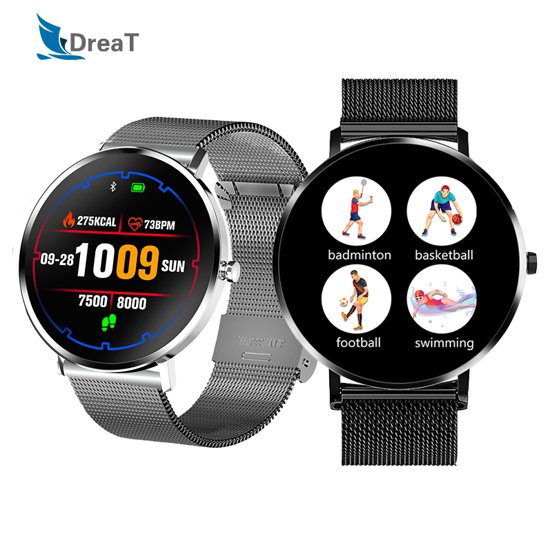 Smart Watch Android Watches Men Heart Rate Monitor SmartWatch for Women  Fitness Bracelet Waterproof Sport Wristband for Phones|Smart Watches| -  AliExpress