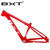2020 BXT 중국 어린이 3K mtb 탄소 프레임 26er 전체 탄소 프레임 14 인치 BB92 디스크 브레이크 키즈 산악 자전거 frameset