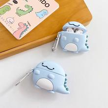 3D Cartoon Cases for AirPods 1 2 Case Cute Baby Dragon Earphone Case for Apple Airpods pro Silicone Headphone Cover for Air Pods earphone case cover for airpods 1 2 cute cartoon 3d clown silicone for apple air pods 2 bluetooth wireless earphone accessories