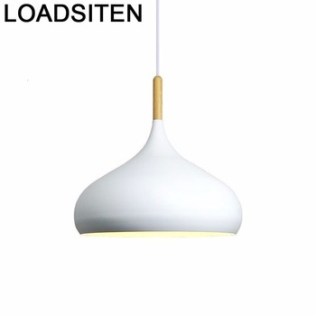 Fille Nordic Design De Techo Moderna Para Comedor Flesh Light Luminaria Lampara Colgante Suspension Luminaire Hanging Lamp