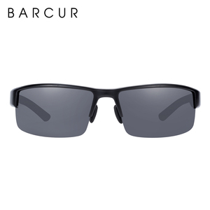 Image 4 - BACURY TAC Lens Aluminum Magnesium Sunglasses Men Polarized Sun glasses for Men Trending Sports Eyewear