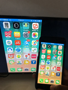 Image 5 - 2.4G veya 5G HDMI kablosuz WiFi ekran Video adaptörü HDTV çubuk döküm bağlantı yansıtma iPhone iOS Android için telefon TV projektör
