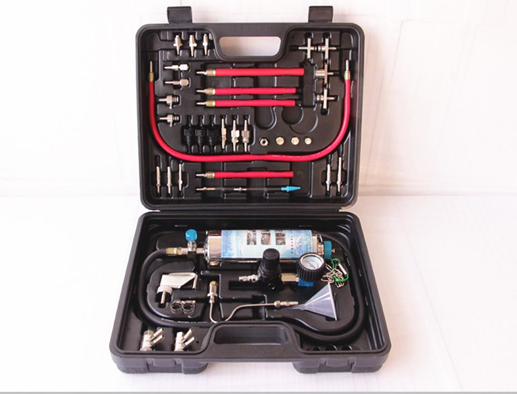 New! Universal Automotive Non-Dismantle Fuel System Cleaner Auto Gasonline Injector Clean Tool For Petrol Cars