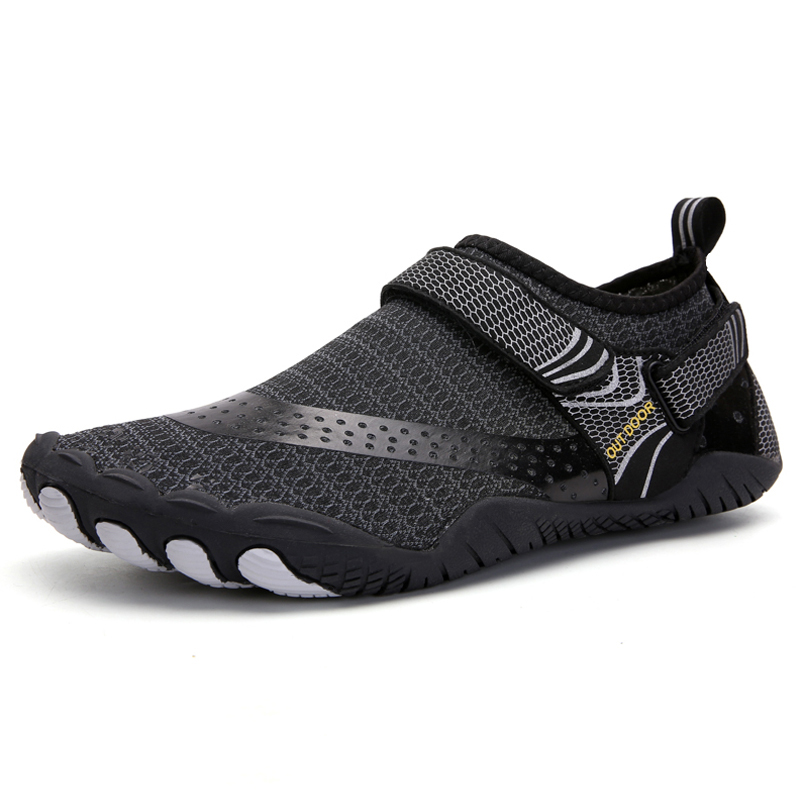 Outdoor Beach Water Shoes Men&Women Aqua Shoes Quick-dry Lightweight Breathable Rubber  Outdoor Professional Water Sports Sneake 1