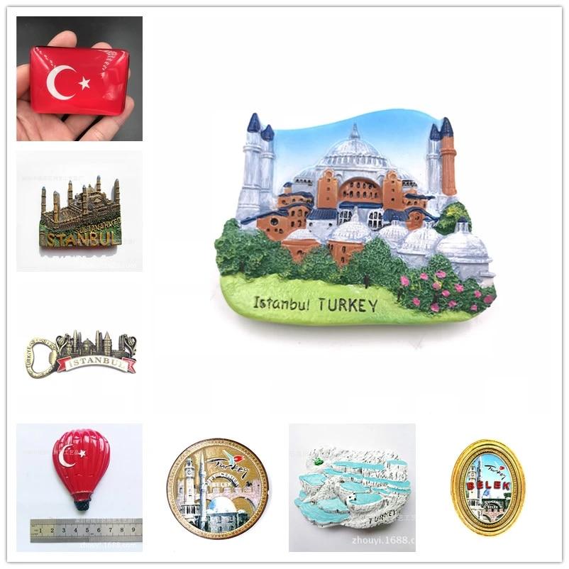 Jumbo Fridge Magnet Gift//Souvenir//Present Turkey Flag Love Turkish Town /& Cities /& Holiday Resorts Batman