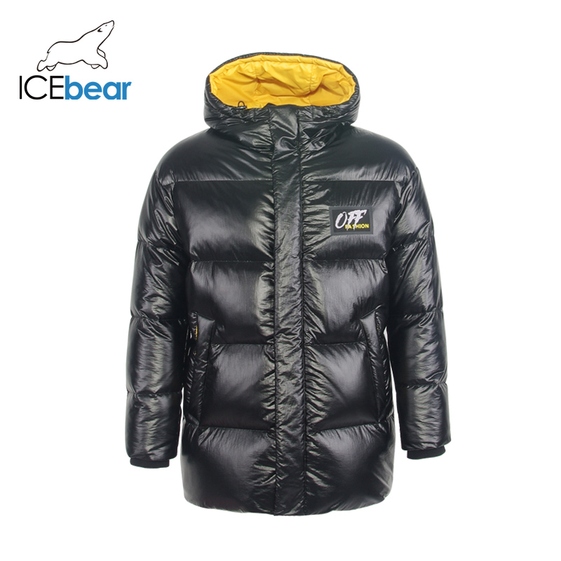 2019 New Men's Winter Warm Jacket High Quality Down Jacket Brand Male Clothing MWY19953D