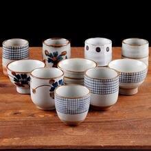 Креативная керамическая чашка для супа в стиле ретро японском