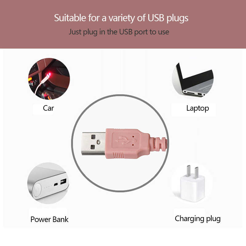 USB автомобильный атмосферный светильник s интерьерные декоративные лампы автомобильный мини-лазерный светильник регулируемый в автомобилях Декор на крыше лампа аксессуары