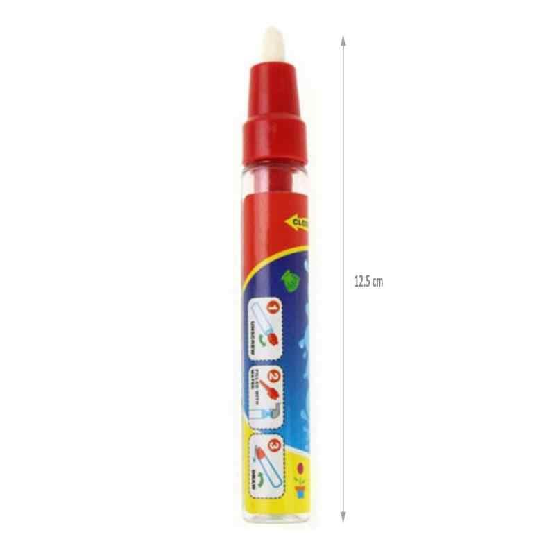 Sihir Air Brush Dapat Digunakan Kembali Air Brush Non Beracun Menulis Pena Jelas Air Lukisan Kain Pena Mainan Anak Besar