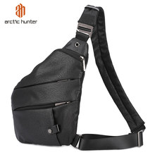 ARCTIC HUNTER marka mężczyzna torba na ramię torby mężczyźni ukryta torba piersiowa mężczyzna torba Retro typu Crossbody fajne motocykl torba ze sznurkiem