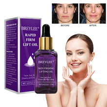 Essential Oils Rapid Firming Lifting Face Essence Oil Massage Anti Wri