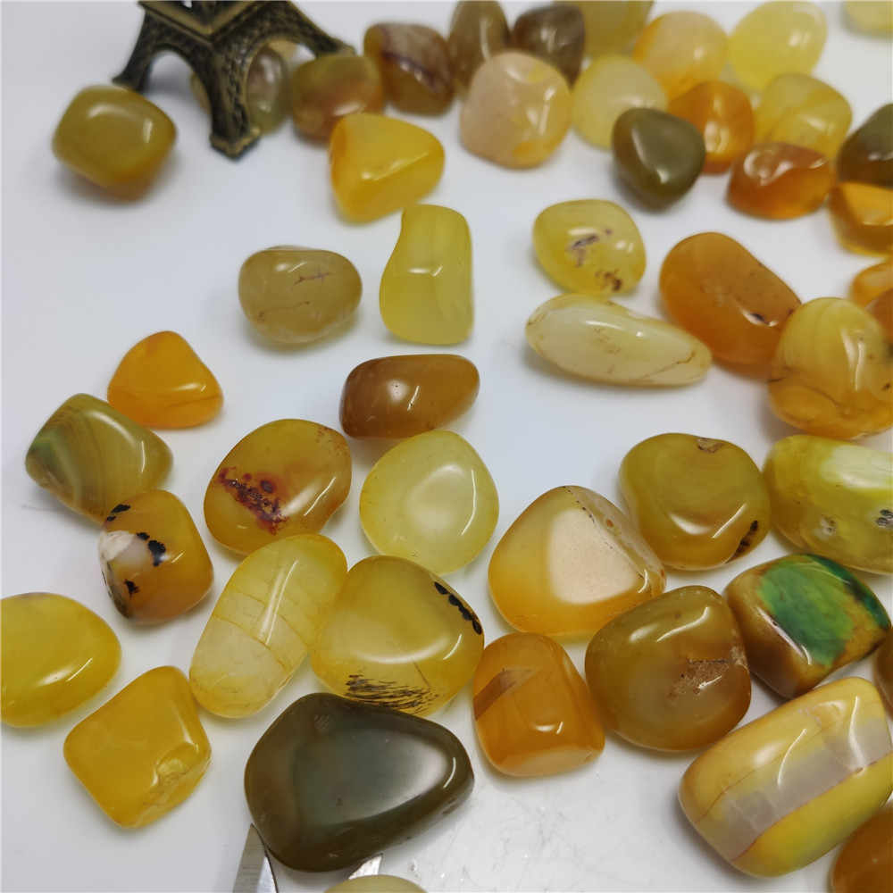1-3 Cm Batu Akik Berkualitas Batu Keberuntungan Madagaskar Banded Batu Akik Tubuh Heathy Baku Batu Permata Koleksi Spesimen Hadiah