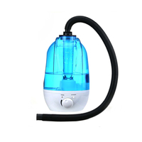 3L Sprayer Fogger Terrariums Humidifier, Fog Machine Office pouring cool mist Auto Shut off 110v 220v Hose adjustable