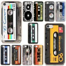 Ретро сторона старый стиль 3310 кассеты Мягкий чехол для iPhone iPod Touch 11 12 Pro 4 4S 5 5S SE 5C 6 6S 7 8 X XR XS Plus Max 2020