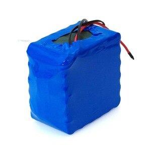 Image 2 - VariCore 12V 30Ah 3S12P 60A BMS 500 واط 11.1V 12.6V عالية الطاقة بطارية ليثيوم حزمة ل العاكس زينون مصباح الشارع الشمسية + 12.6V