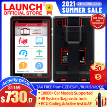 LAUNCH X431 PRO MINI Diagnostic Scanner Automotive Full System Scan tool Bluetooth Wifi OBD OBD2 Code Reader For Cars PK X431 V