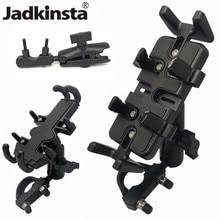 Jadkinsta Aluminium Motorfiets Base Mount Stuur Houder Dubbele Socket Arm Adapter Voor Ram Mounts Voor Gopro Camera Garmin