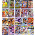 50-300Pcs Pokemons GX Card Shining TAKARA TOMY Cards Game TAG TEAM VMAX GX V MAX Battle Carte Trading Children Toy