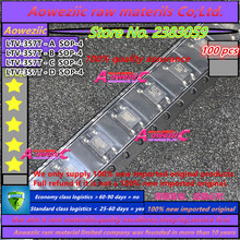 Aoweziic 2020 + 100% novo importado original LTV 357T 357t LTV 357T A LTV 357T B LTV 357T C a b c d arquivo sop 4 optoacoplador