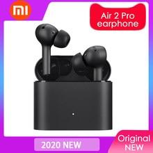 Xiaomi Air 2 Pro bezprzewodowe słuchawki Bluetooth 5.0 TWS Mi prawdziwe słuchawki douszne aktywna redukcja szumów bezprzewodowe słuchawki do ładowania