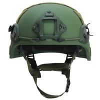 Army Tactical Sports Helmet MICH 2000 NIJ IIIA Aramid Bulletproof Ballistic Helmet Head Protection for Hunting Airsoft War Games