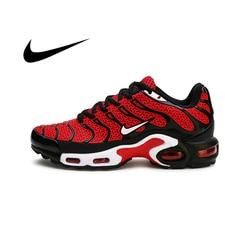 Nike Air Max Plus TN оригинальные мужские кроссовки для бега, дышащие противоскользящие спортивные кроссовки для улицы, Новинка