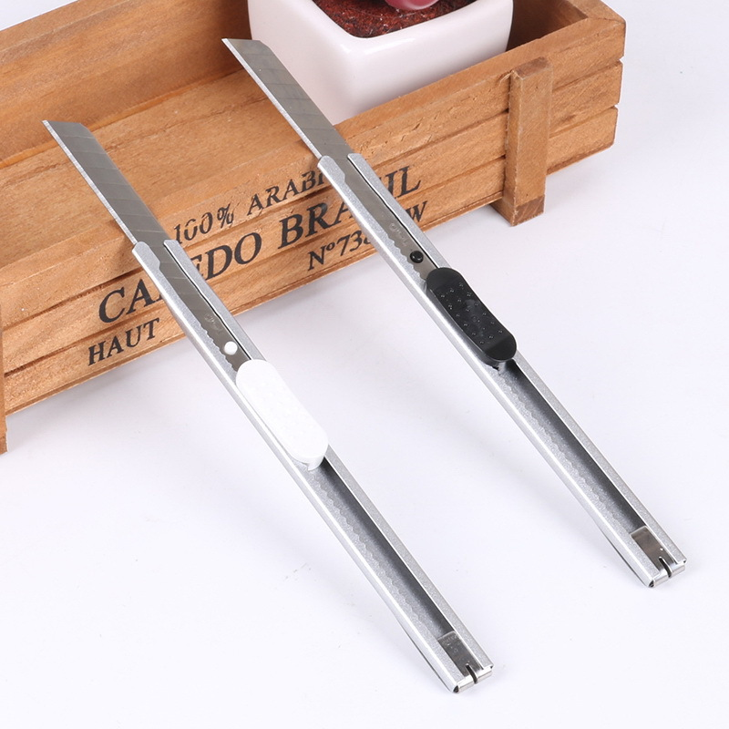 Wholesale Deli 2053 Knife Stainless Steel Small Knife Paper Cutter Handmade Knife