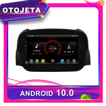 OTOJETA Car DVD Android 10.0 Car GPS for FORD ECOSPORT 8inch Car Radio Multimedia tape recorder bluetooth navigation