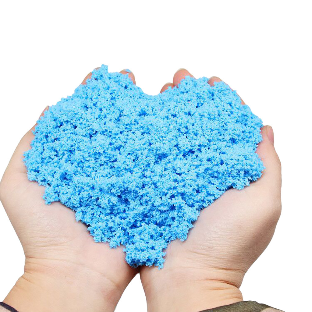 DIY Soft Colorful Non-Sticky Sand Mud Set Play Child Creativity Imagination Education Toys Interesting Gadgets #B