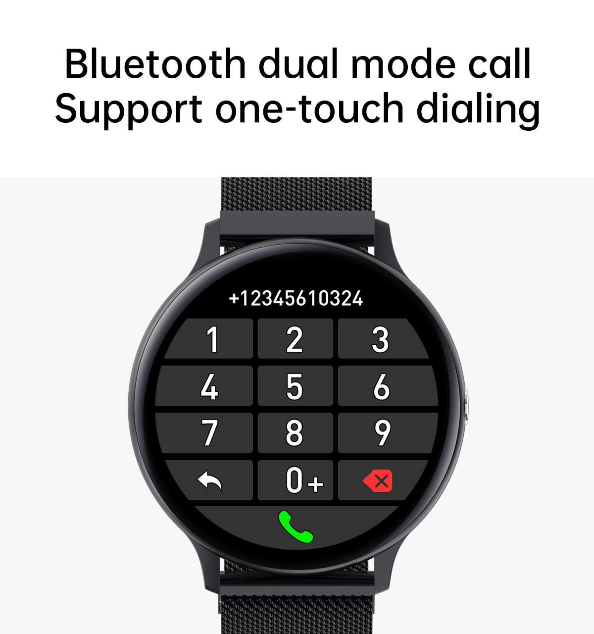 H33bd7db3ec85424e94ac8bb4fe2590f0K LIGE 2021 Bluetooth Answer Call Smart Watch Men Full Touch Dial Call Fitness Tracker IP67 Waterproof 4G ROM Smartwatch for women
